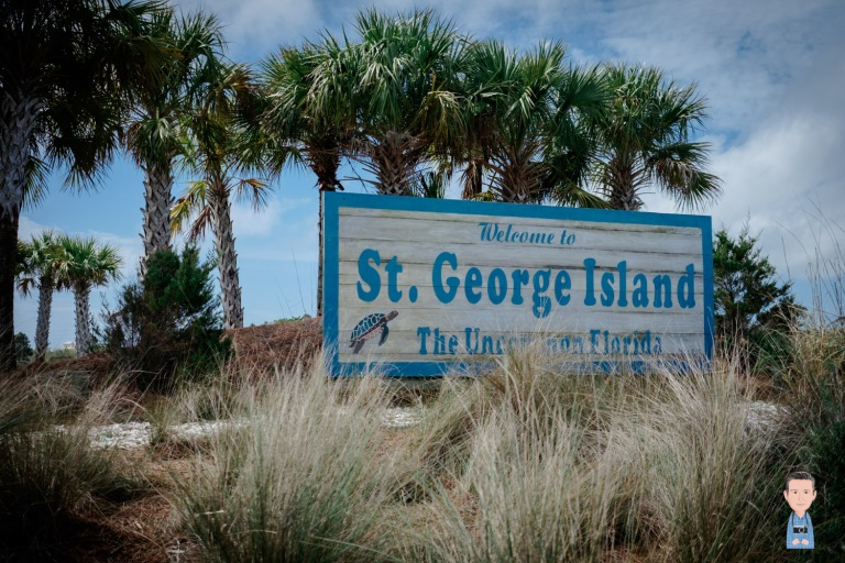 St George island beach wedding 002