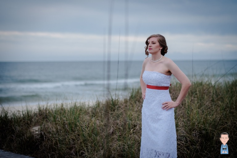 St George island beach wedding 025
