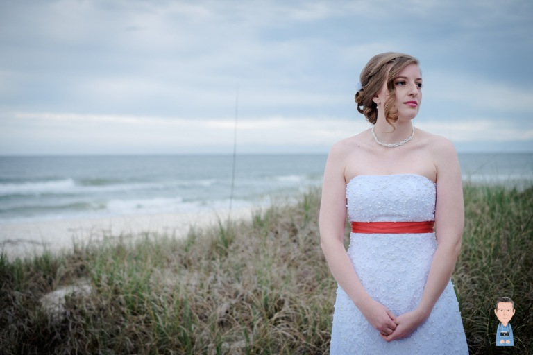 St George island beach wedding 026