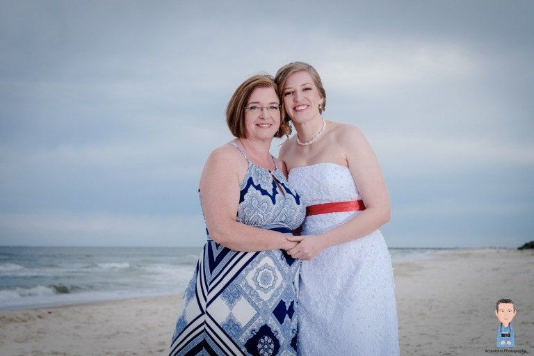 St George island beach wedding 027