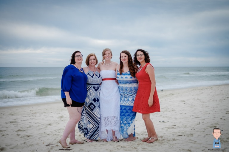 St George island beach wedding 029