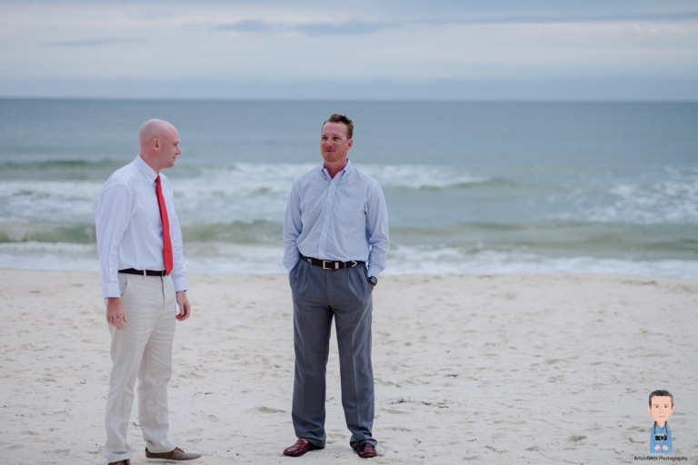 St George island beach wedding 031