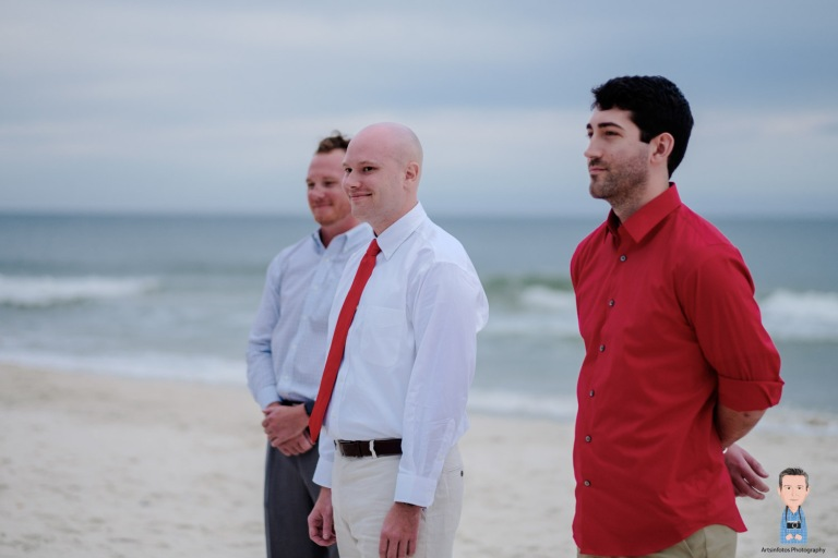 St George island beach wedding 036