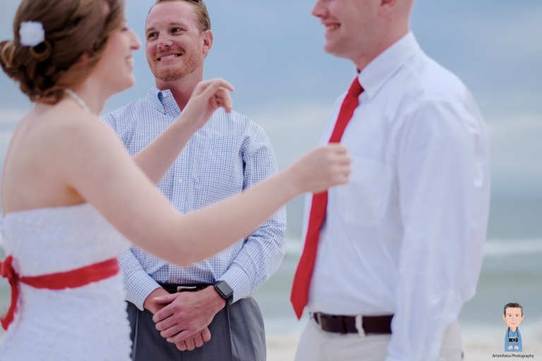 St George island beach wedding 038