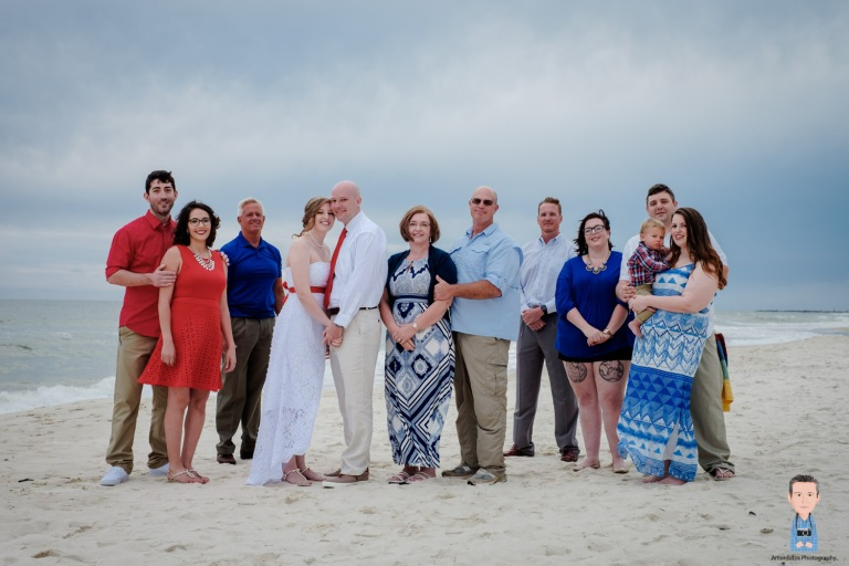 St George island beach wedding 041