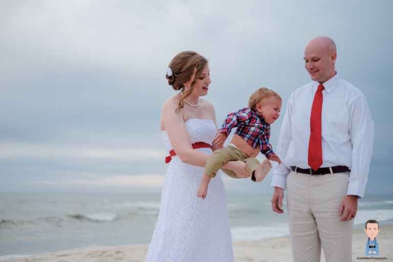 St George island beach wedding 043