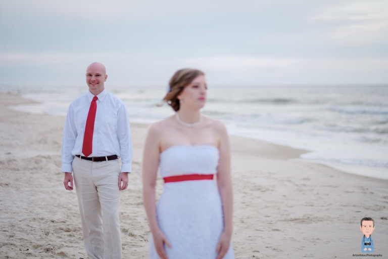 St George island beach wedding 047