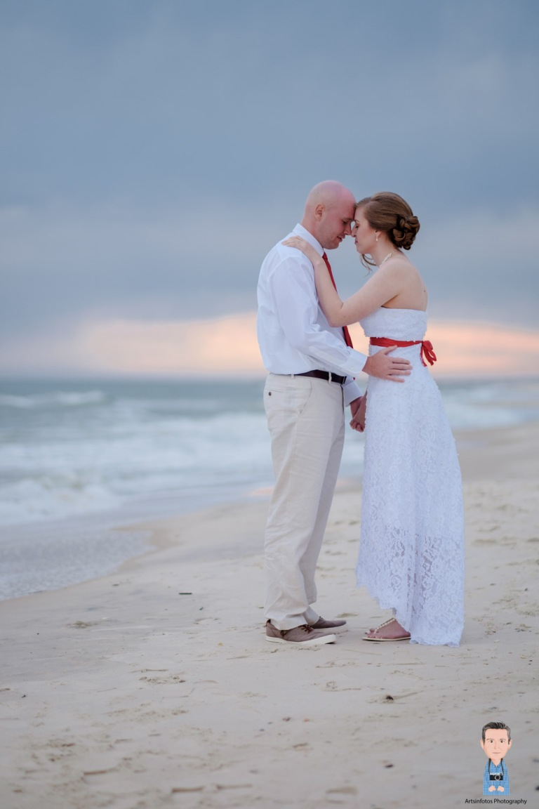 St George island beach wedding 049
