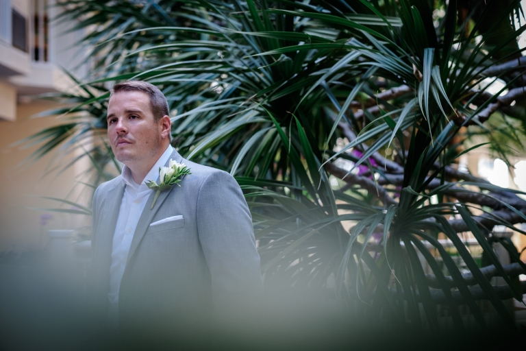 Key West Hyatt wedding photography 016