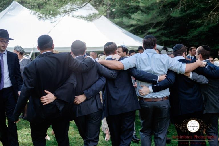 Vermont Jewish wedding 068