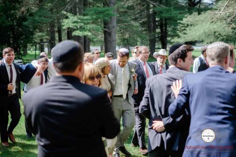 Vermont Jewish wedding 069