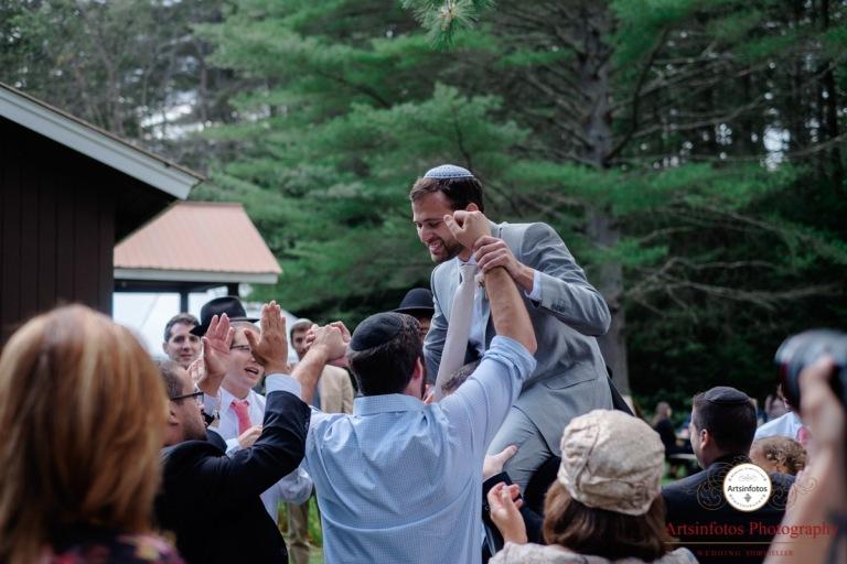 Vermont Jewish wedding 075