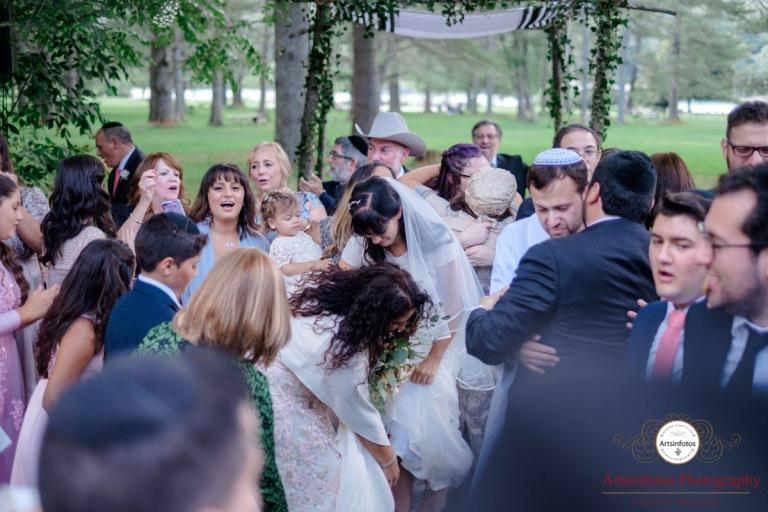 Vermont Jewish wedding 100