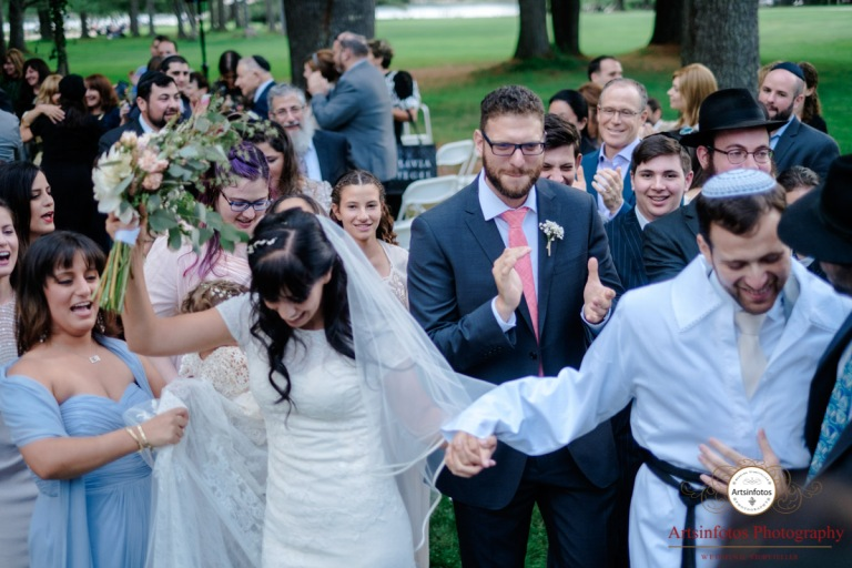 Vermont Jewish wedding 101