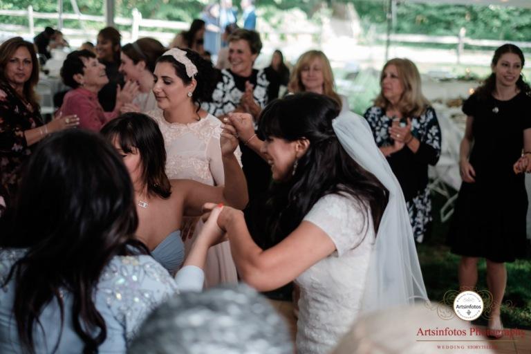 Vermont Jewish wedding 112