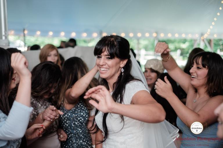 Vermont Jewish wedding 113