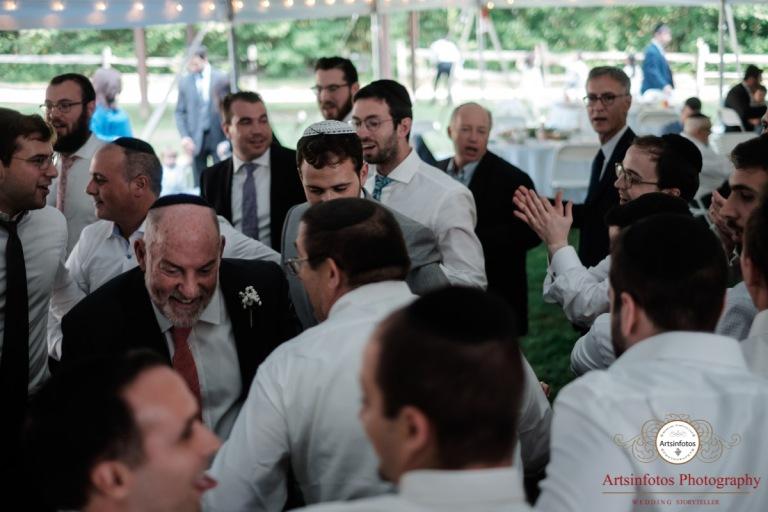Vermont Jewish wedding 114