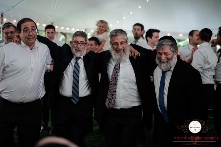 Vermont Jewish wedding 119