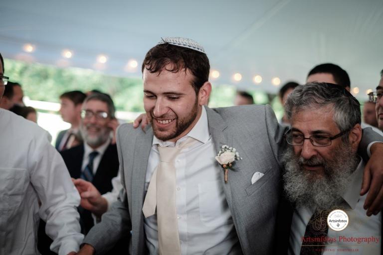 Vermont Jewish wedding 122
