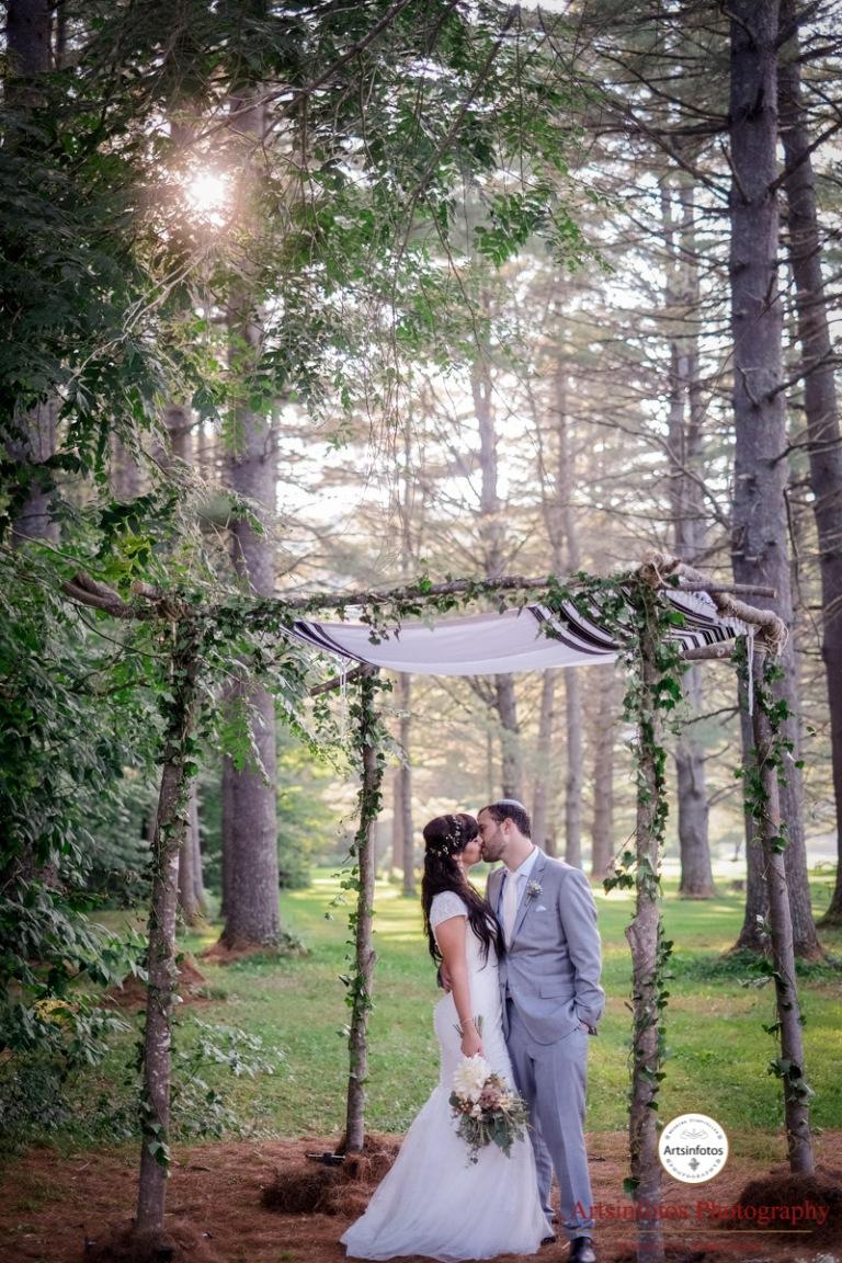 Vermont Jewish wedding 133