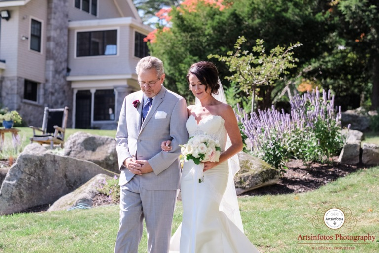 Sebago lake wedding 025
