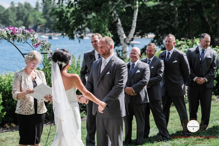 Sebago lake wedding 028