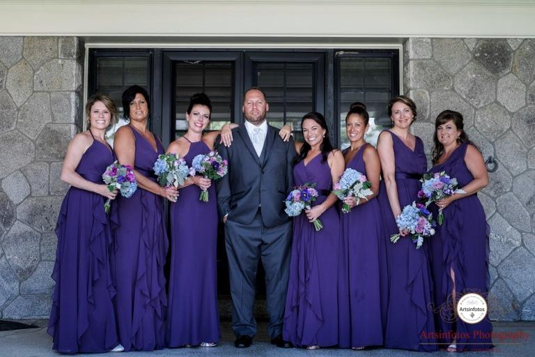 Sebago lake wedding 037