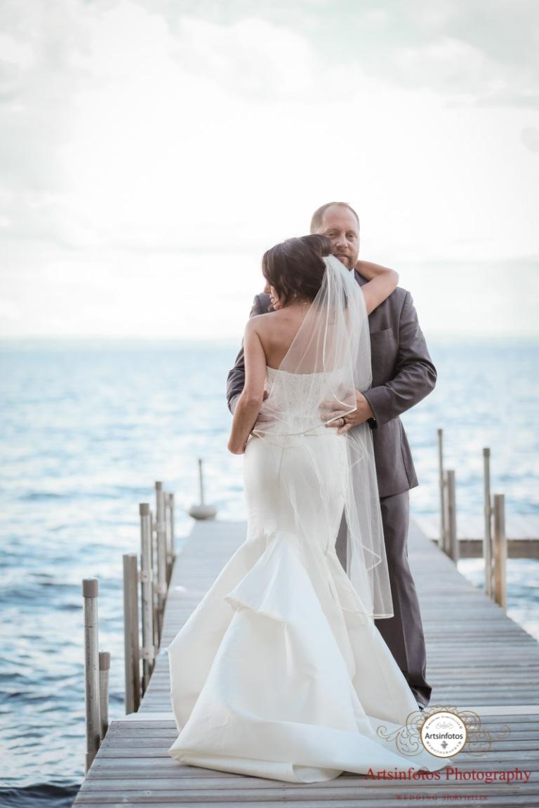 Sebago lake wedding 050