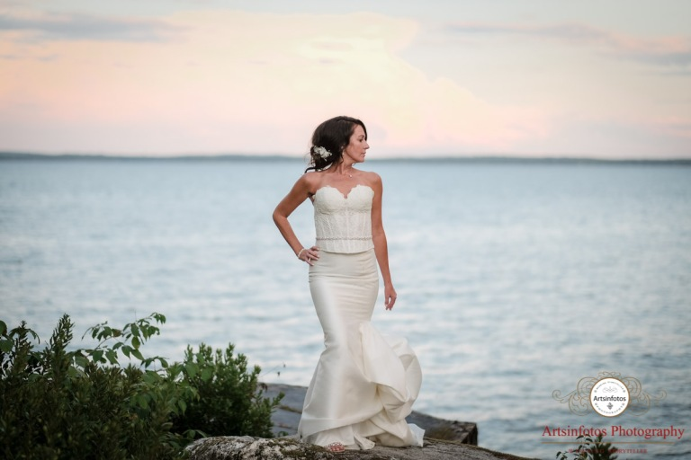 Sebago lake wedding 072